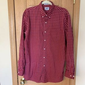 LL Bean Traditional Fit Long Sleeve Button Down